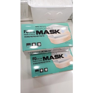Disposable Masks(50枚セット)